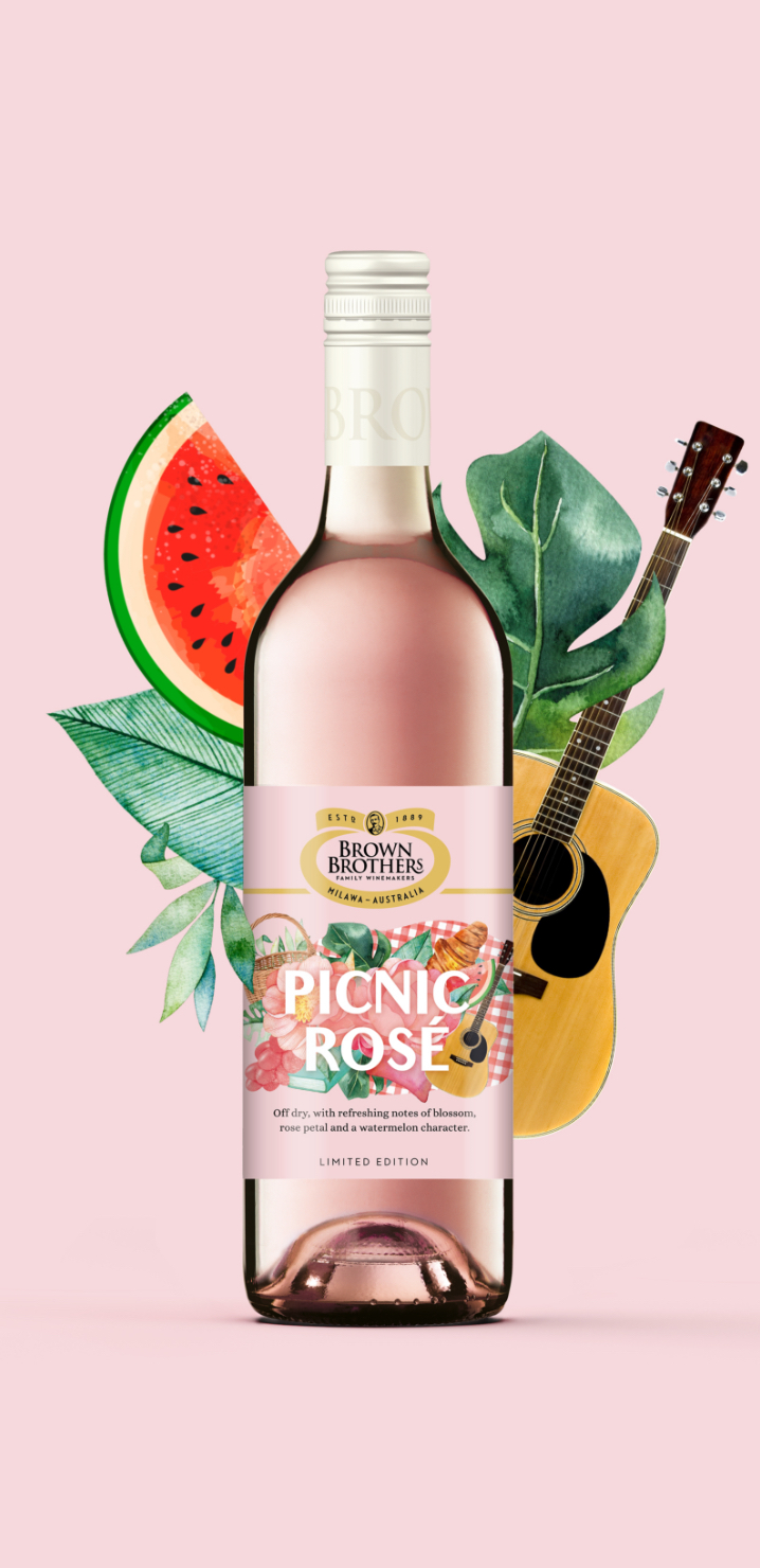 Brown Brothers Picnic Series bottle