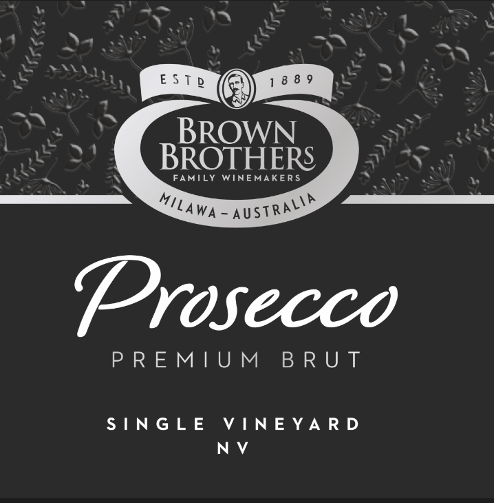 brown brothers prosecco logo