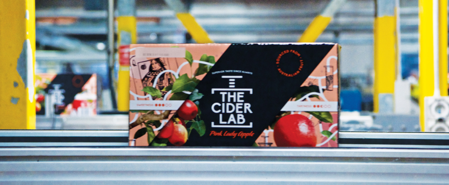 the cider lab case