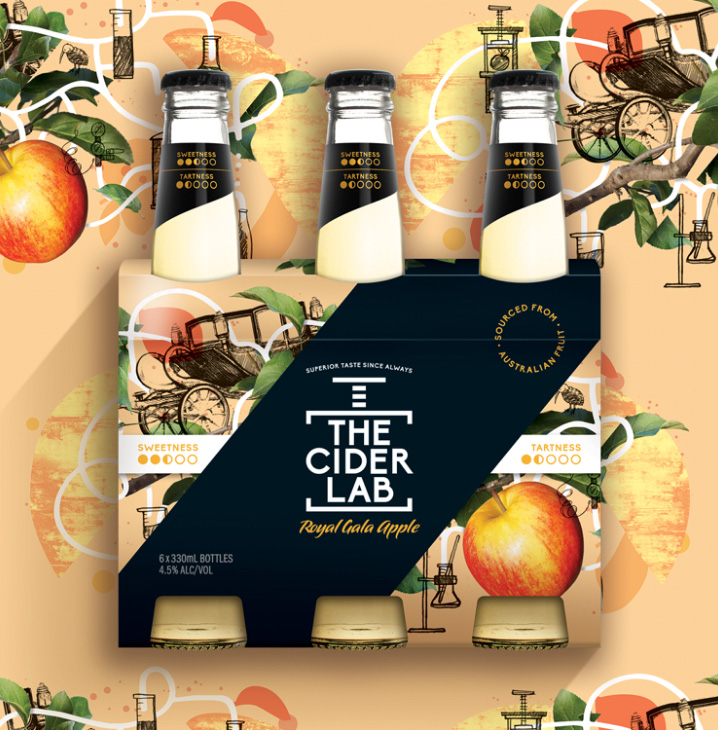 the cider lab 6 pack